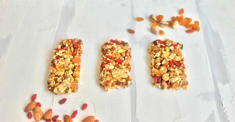 barritas de cereal cartilar